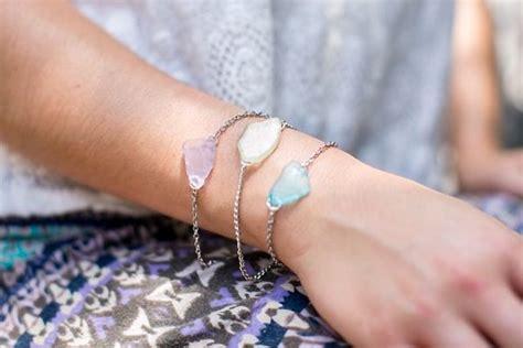 how to make jewelry with sea glass diy sea glass jewelry