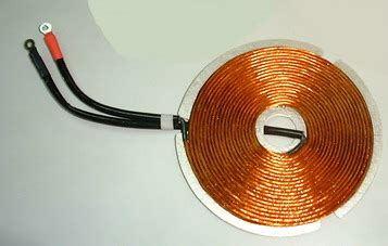 how to make your own inductor coil induction heating electronics hobby