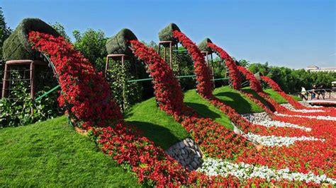 sungguh menakjubkan taman bunga terbesar  dunia