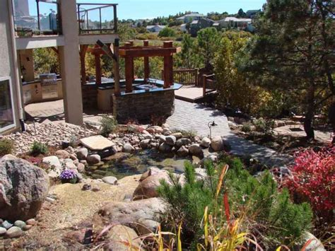 Showcase Four Seasons Landscaping Landscaping Colorado Springs