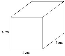 Unit 22 Section 2 Volume Of A Cube