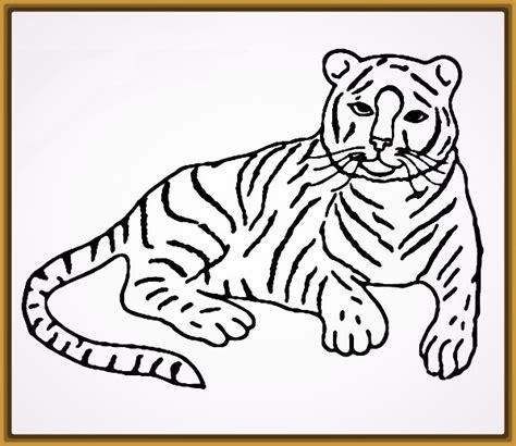 imagenes de jaguares para dibujar imagenes de tigres para dibujar a lapiz faciles archivos