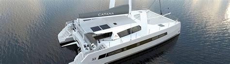 catamaran for sale new england catana c53 catamaran for sale catamaran broker new england