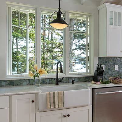 Anderson Bow Window 400 series casement window