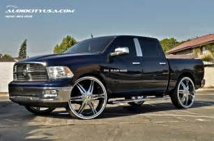 Truck Rims For Dodge Ram 1500 2013 Dodge Ram 1500 With Chrome Rims And Tires Html