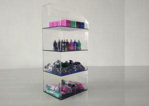 Bulu Mata Handmade 235 Limited acrylic display stand display shelf rack acrylic display manufacturers and suppliers china