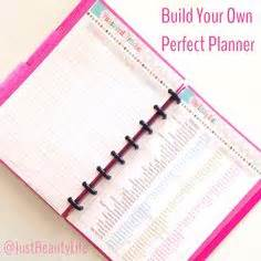 create your own personal planner the ultimate customizable personal planner free printable planner free printables and