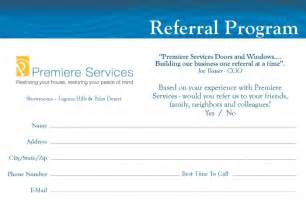 referral business cards quotes for business referral cards quotesgram