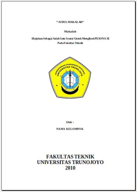 format depan makalah september 2014