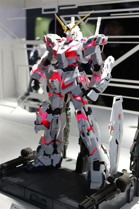 Pg Armor Unit For Unicorn Gundam Bandai pg 1 60 rx 0 unicorn gundam led unit p bandai armor set on display gunpla expo world