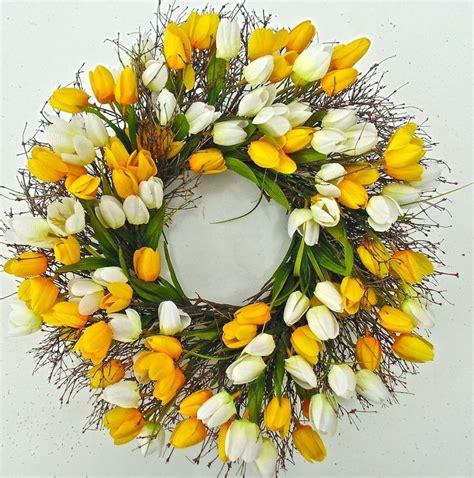 42 best spring door wreaths images on pinterest spring door 42 best spring door wreaths images on pinterest spring