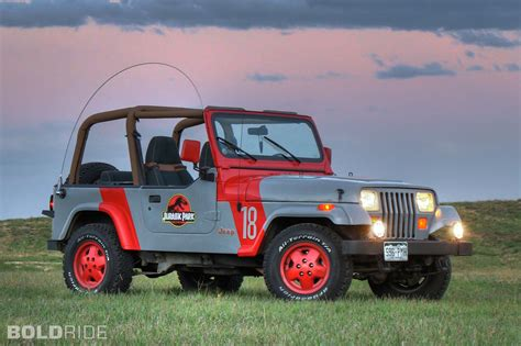 Park Jeep 1993 Jeep Wrangler Jurassic Park Images Pictures And