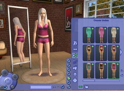 game mod for young mod the sims all adult y a clothes made available for