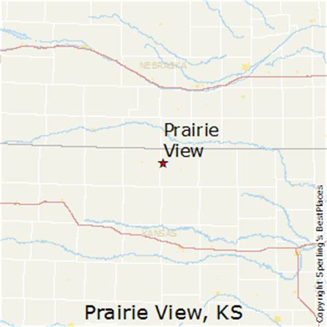 best places to live in prairie view kansas