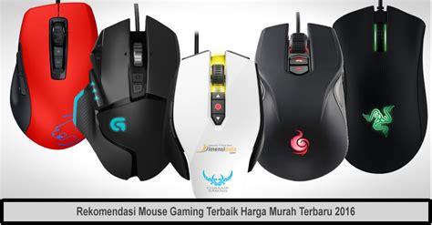 rekomendasi mouse gaming terbaik harga murah update