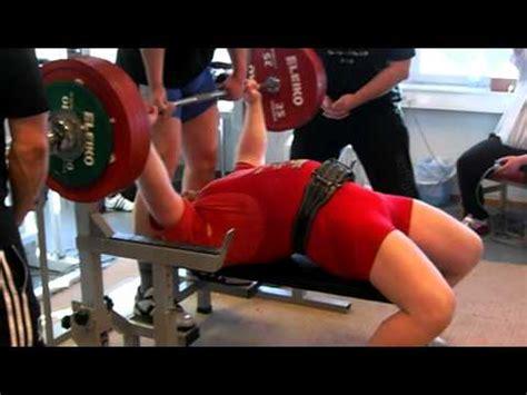 120 bench press kjell furesund 247 5kg raw bench press 120 youtube