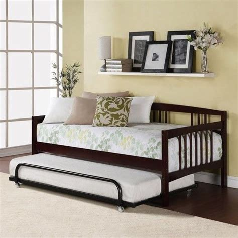 daybed with trundle ikea home bedroom guest beds day beds twin bed daybed espresso wood frame kids bedroom guest bed