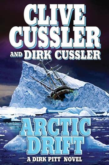 arctic drift dirk pitt arctic drift by clive cussler dirk cussler double signed first edition book
