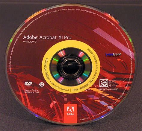 qoo10 brand new adobe acrobat xi pro retail 1 user s acrobat pro deals on 1001 blocks