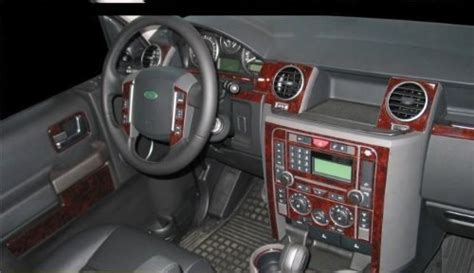land rover lr3 dashboard replacement land rover discovery 3 lr 3 lr3 lr 3 interior burl wood