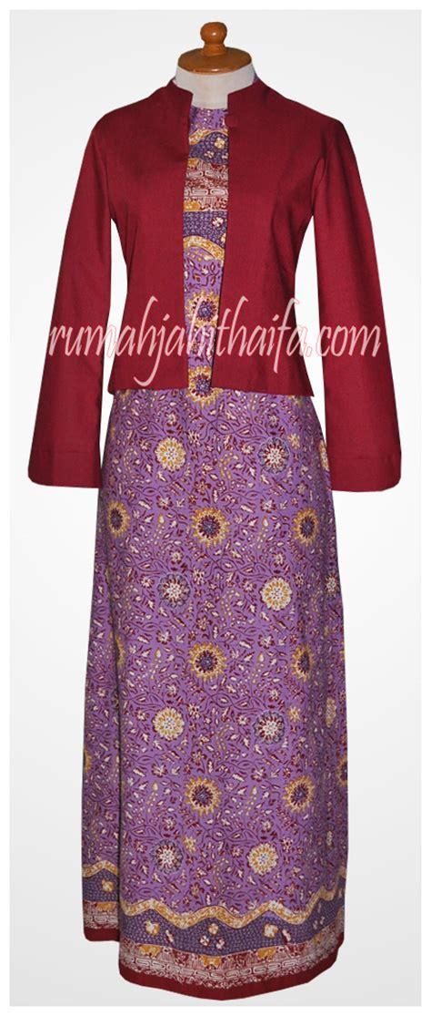 Gamis Bolero Batik Gbl gamis batik bolero order jahitan ibu listya di sragen rumah jahit haifa
