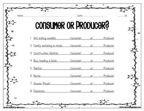 Economics Worksheets For 3rd Grade by Mrs Brinkman S Social Studies Economics