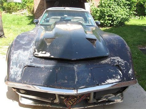 vintage corvette for sale 1969 chevrolet corvette stingray project car classic