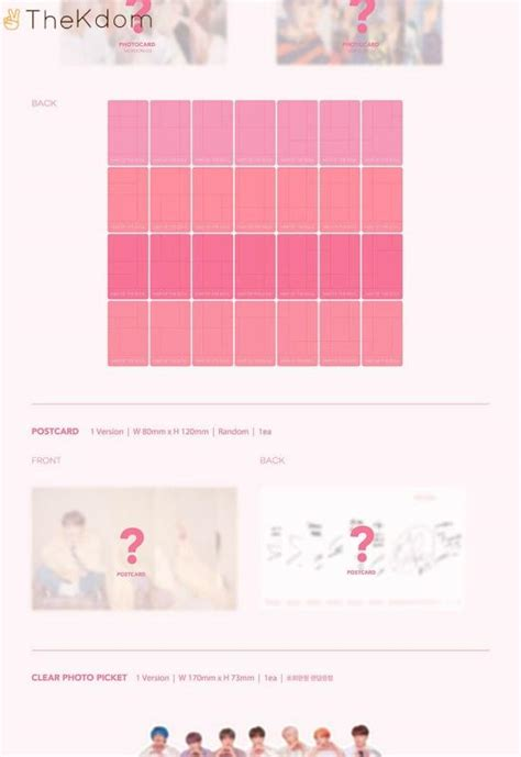 bts map   soulpersona album  folded poster