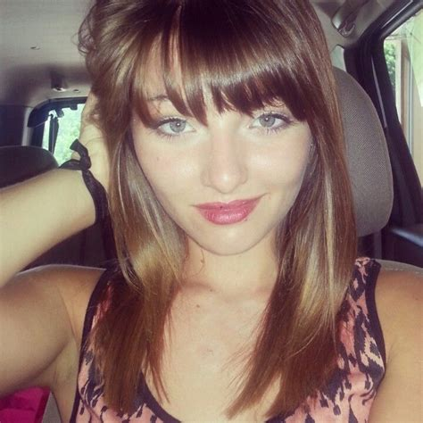 hairstyles with bangs cut straight across straight across bangs hairstyles pinterest