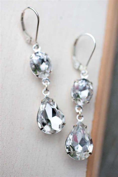 buy earrings vintage estate wedding bridal jewelry vintage earrings wedding jewelry june
