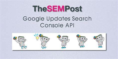 Linkedin Api Search Updates Search Console Api