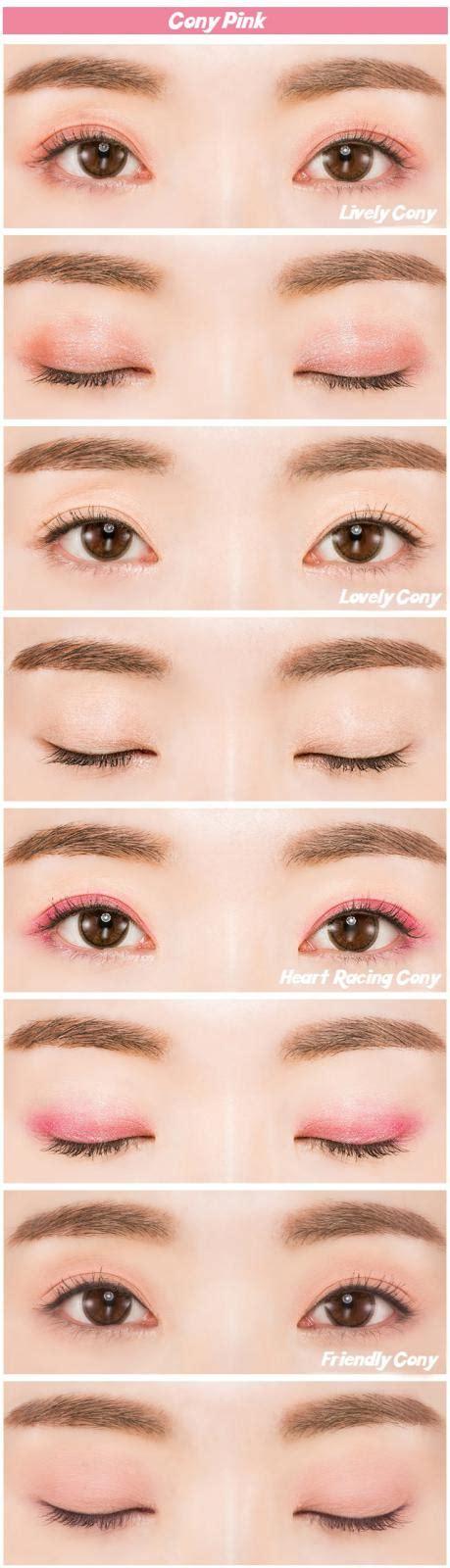 Brown Missha Eyecolor Studio Mini Line Friends Eyeshadow missha x line friends edition eye color studio mini