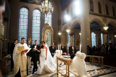 wedding ceremony new york city archdiocesan cathedral of the holy orthodox