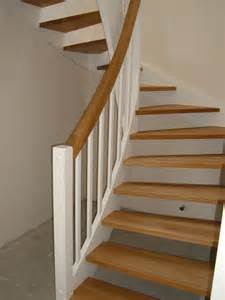 treppe wange wangentreppe bp treppenbau