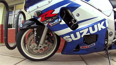2002 Suzuki Gsxr 600 by 2002 Suzuki Gsxr 600 With Yoshimura Exhaust