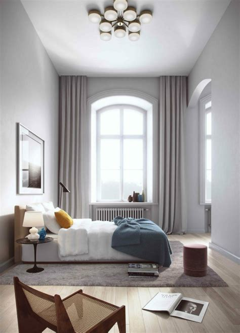 high ceiling unique ways to decorating bedrooms with high ceilings