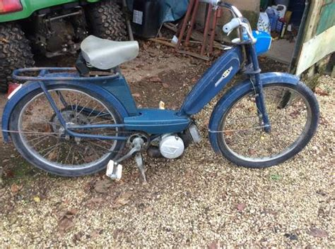 1966 Peugeot Moped 101 Sold Car And