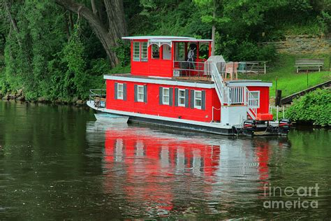 river house boats for sale houseboat on the mississippi river by teresa zieba