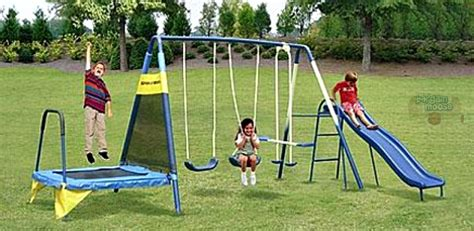 types of swings for kids sears canada sportspower jump n swing set 299 99 save