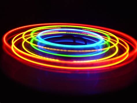 how to build this amazing spinning rainbow light wheel