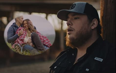 luke combs fan club luke combs quot one number away quot music video will rip your