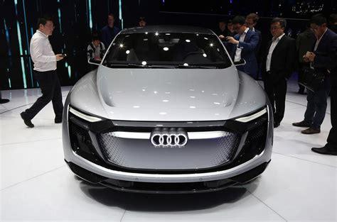 2019 Audi A7 Frankfurt Auto Show by 2019 Audi E Sportback Set To Take On Jaguar I Pace