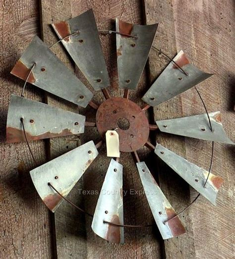 antique windmill fan for sale 30 quot rustic windmill fan ranch barn farmhouse