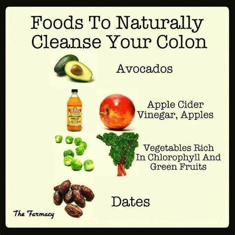 Detox Foods by Colon Cleansing Foods A Better Me