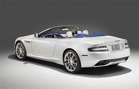 aston martin db9 volante aston martin db9 volante revealed motor exclusive