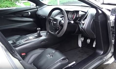 aston martin inside step inside and go for a drive in aston martin s stunning