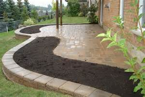 Simcoe interlock landscaping portfolio interlocking stone