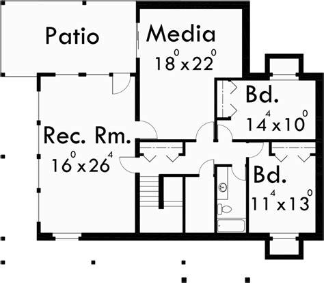 5 bedroom floor plans with basement 5 bedroom floor plans with basement 28 images 5