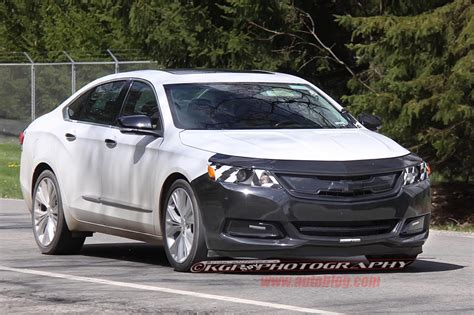 ss impala 2012 is chevrolet testing an impala ss autoblog