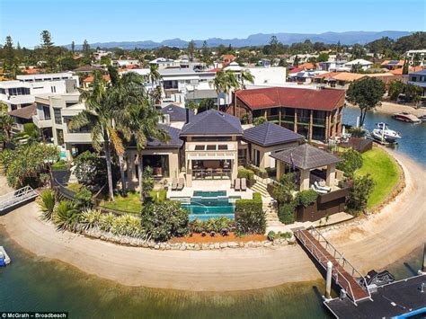 australia s richest family puts luxury gold coast